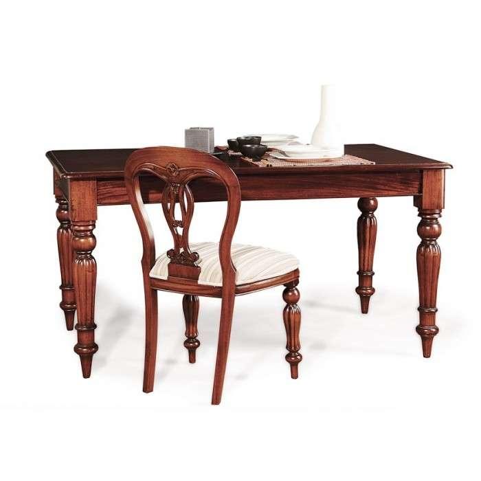 mueble con patas victorianas